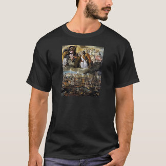 Battle of Lepanto by Paolo Veronese T-Shirt
