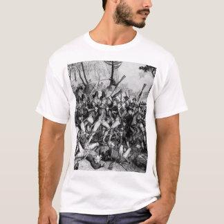 Battle of Lexington, April 19, 1775_War Image T-Shirt