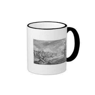 Battle of Lexington,from 'Recueil d'Estampes' Coffee Mug