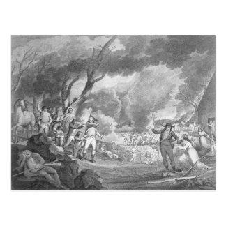 Battle of Lexington Postcard
