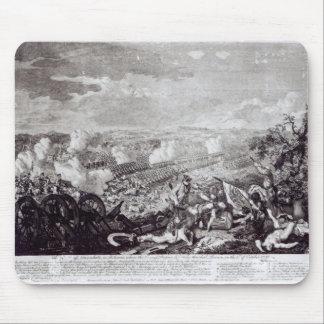 Battle of Lobositz, 1st October 1756 Mouse Pad