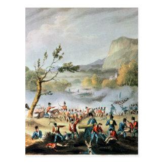 Battle of Maida Postcard