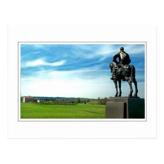"Battle Of Manassas Stonewall"" Jackson Postcard"