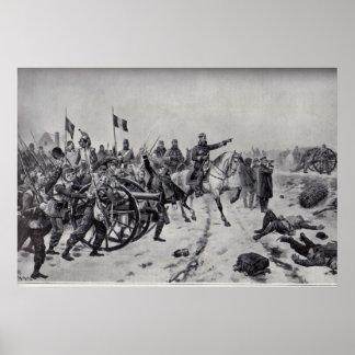 Battle of Mans Poster