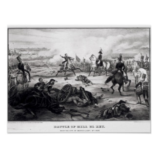 Battle of Mill El Rey Poster