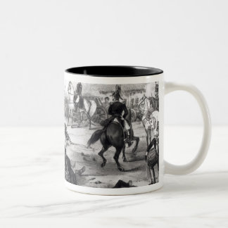 Battle of Mill El Rey Two-Tone Coffee Mug