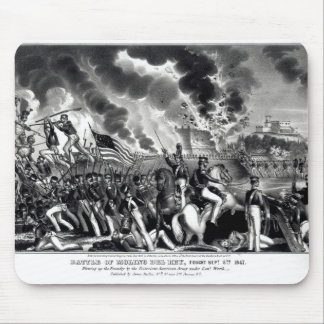 Battle of Molino del Rey Mouse Pad