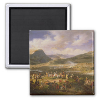 Battle of Mount Thabor, 16th April 1799, 1808 2 Inch Square Magnet