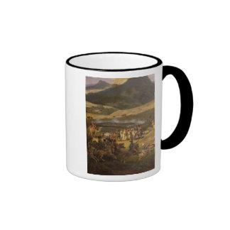 Battle of Mount Thabor, 16th April 1799, 1808 Ringer Coffee Mug