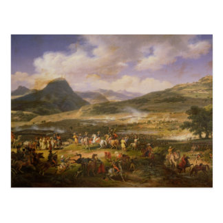 Battle of Mount Thabor, 16th April 1799, 1808 Postcard
