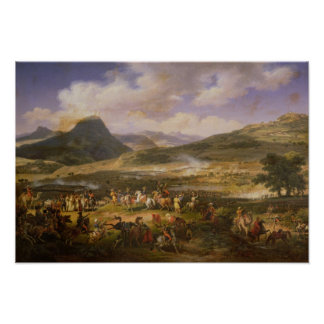 Battle of Mount Thabor, 16th April 1799, 1808 Poster