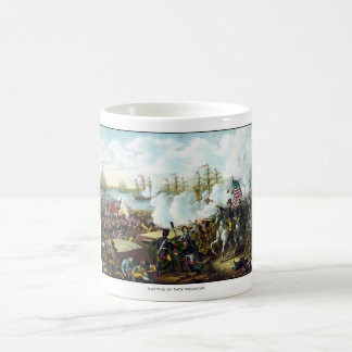 Battle of New Orleans Classic White Coffee Mug