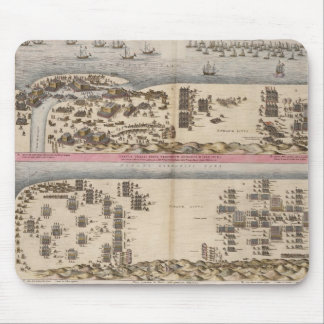 Battle of Nieuwpoort 1600 Mouse Pad