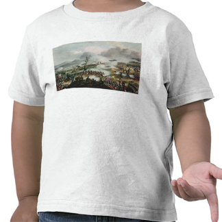 Battle of Nivelle,engraved by Thomas T Shirts