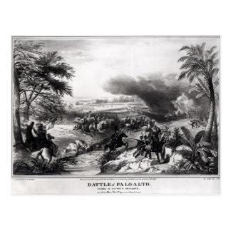 Battle of Palo Alto Postcard