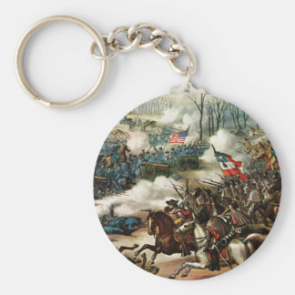 Battle of Pea Ridge Keychain