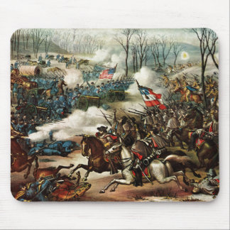 Battle of Pea Ridge Mouse Pad