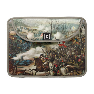 Battle of Pea Ridge Sleeve For MacBooks