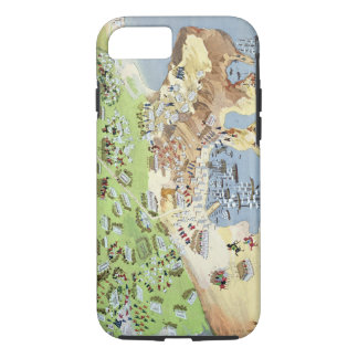 Battle of Piraeus, from the Pictorial History of t iPhone 8/7 Case