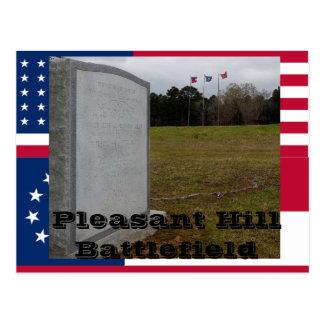 Battle of Pleasant Hill, Louisiana Postcard