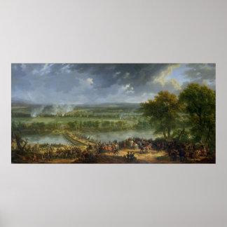 Battle of Pont d'Arcole Poster
