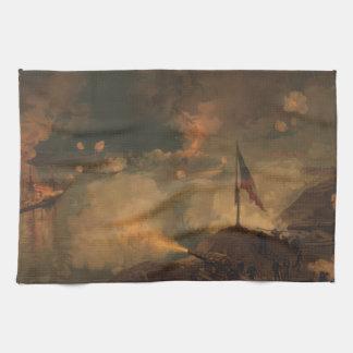 Battle of Port Hudson Hand Towel
