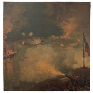 Battle of Port Hudson Cloth Napkin