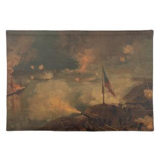 Battle of Port Hudson Placemat