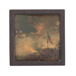 Battle of Port Hudson Premium Keepsake Box