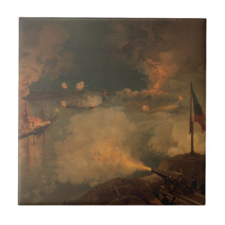 Battle of Port Hudson Tile