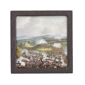 Battle of Quatre Bras, June 16th 1815, from 'The M Jewelry Box