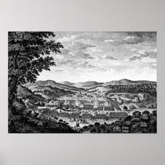 Battle of Reichenburg, 21st April 1757 Posters