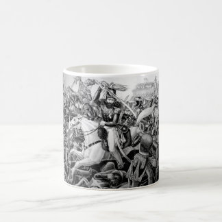 Battle of Resaca de la Palma. May 1846_War Image Coffee Mug