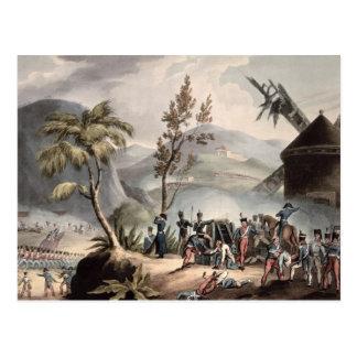 Battle of Roleia Postcard