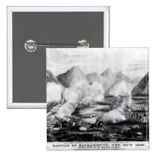 Battle of Sacramento Pin