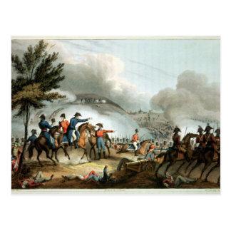 Battle of Salamanca,etched by J. Clarke Postcard