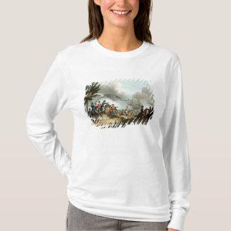 Battle of Salamanca,etched by J. Clarke T-Shirt