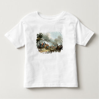 Battle of Salamanca,etched by J. Clarke Toddler T-shirt