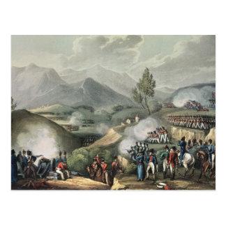 Battle of Salamonda, May 16th, 1809 Postcard
