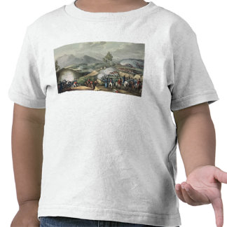 Battle of Salamonda, May 16th, 1809 Tee Shirt