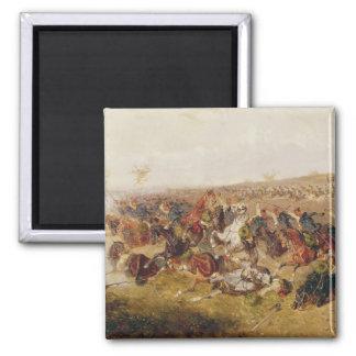 Battle of Schweinschaedel, 29th July 1866 Magnets