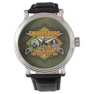 Battle of Sharpsburg (Antietam) Wrist Watches