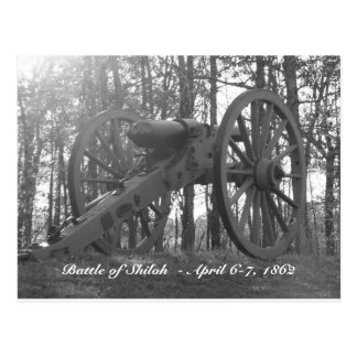 Battle of Shiloh Postcard