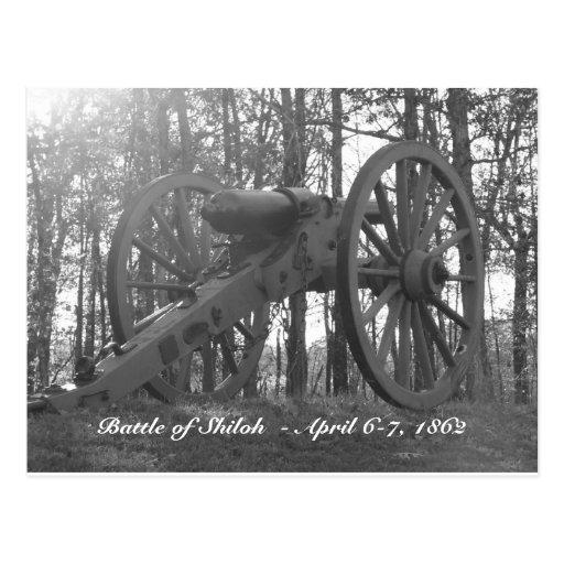 Battle of Shiloh Postcards