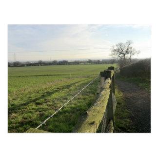 Battle of Shrewsbury Site Postcard