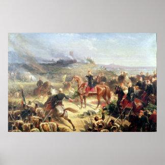 Battle of Solferino, 24th June 1859 Poster
