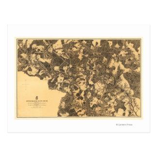 Battle of Spotsylvania Court House 2 Postcard