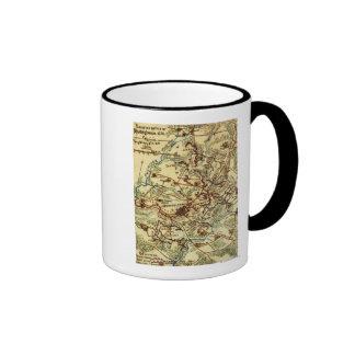 Battle of Spotsylvania Court House Mugs