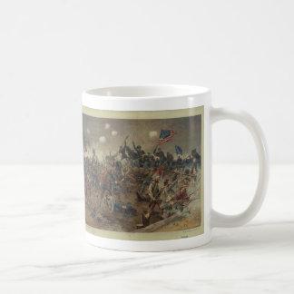 Battle of Spottsylvania by L. Prang & Co. (1887) Coffee Mug