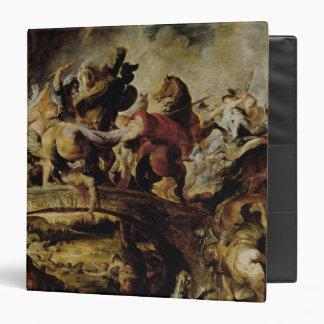Battle of the Amazons and Greeks , c.1617 Binder